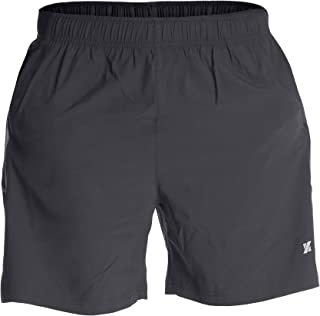 Fort Isle Men's Running Shorts - Quick Dry Breathable - Gym, Workout, Yoga, Training, Sport