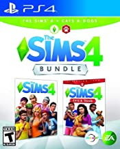 The Sims 4 Plus Cats & Dogs Bundle - PlayStation 4