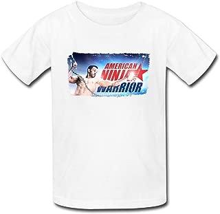 FEDNS Kid's American Ninja Warrior T Shirt