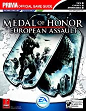 Medal of Honor: European Assault (Prima Official Game Guide)