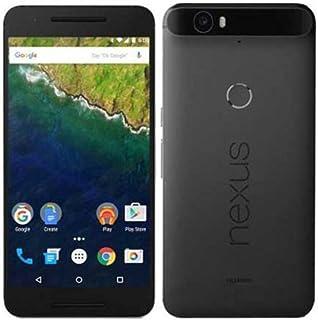 Huawei Google Nexus 6P 64GB 5.7-Inch Reversible USB Type-C 4G LTE Factory Unlocked (GRAPHITE) - International Stock No War...