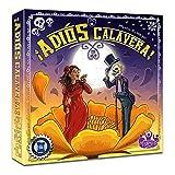 Tranjis Games - Â¡Adios Calavera! - Juego de mesa (TRG-07adi)