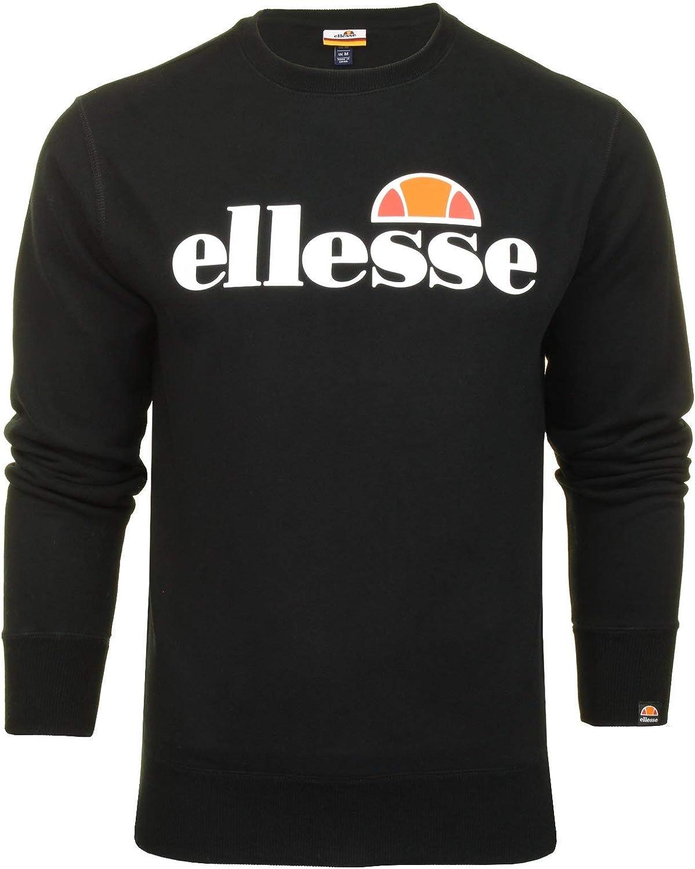 Ellesse Men's SL Succiso Sweatshirt, Grey