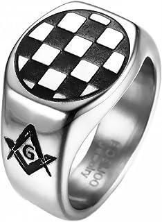 Pince /à Billets Acier Inoxydable Franc-ma/çonnerie Symbole G Equerre Compas Homme BOBIJOO Jewelry