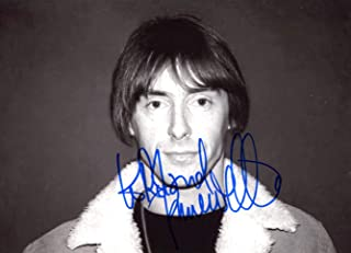 Paul Weller MUSICAN autograph, In-Person signed photo