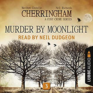 Murder by Moonlight cover art