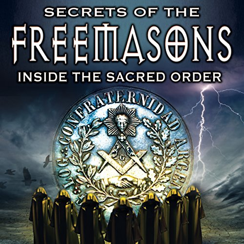 Secrets of the Freemasons audiobook cover art