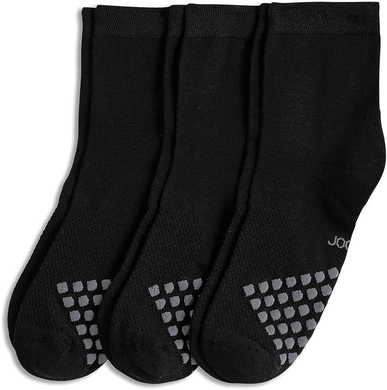Jockey Men's Socks Men's Diamond Cushion Comfort Quarter Socks - 3 Pack