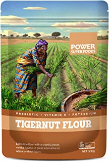Power Super Foods Organic Tigernut Flour 300 g