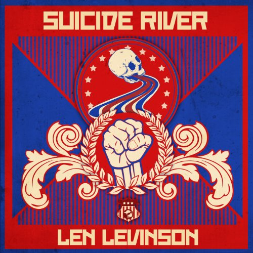 Suicide River audiobook cover art