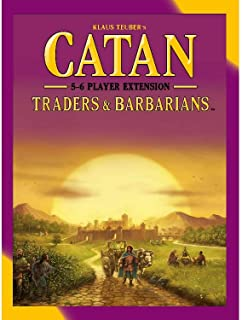 Catan Extension: Traders & Barbarians 5-6 Player