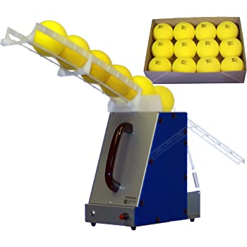 BoltonPlus スポンジボール用バッティングマシン(ボール1ダース付) SP-01-3