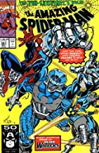 The Amazing Spiderman: The Tri-sentinel's Back, and This Time, Spidey Doesn't Have Cosmic Powers to Beat Him With!: Guest Starring Nova of the New Warriors (Vol. 1, No. 351, September 1991)