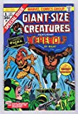 Giant-Size Creatures #1 (Werewolf By Night)