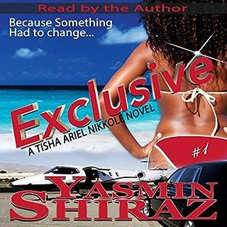 Exclusive: A Tisha Ariel Nikkole Novel, Book 1 audiobook cover art