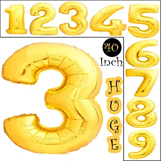 Best helium foil number balloons Reviews