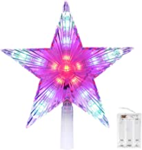 Best outdoor led star tree topper Reviews