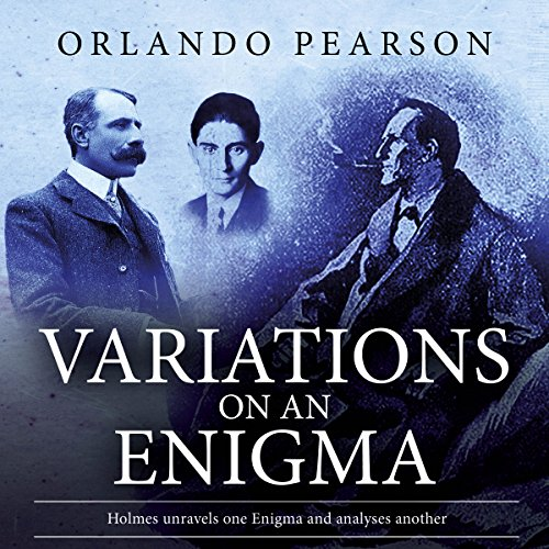 Variations on an Enigma audiobook cover art