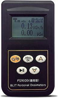Felimoa ガイガーカウンター 簡単測定 届いたらすぐに使える電池式 コンパクト 8段階アラーム