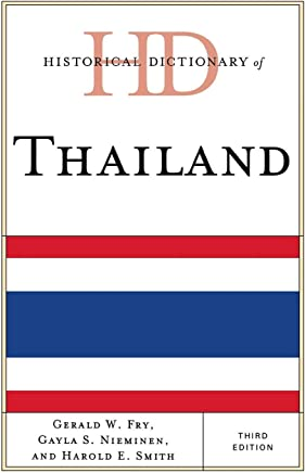 Historical Dictionary of Laos (Historical Dictionaries of Asia, Oceania, and the Middle East)