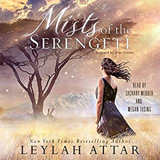 Mists of the Serengeti audiobook cover art