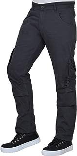 Fomino - Erkek Kargo Pantolon Yancepli - Antrasit