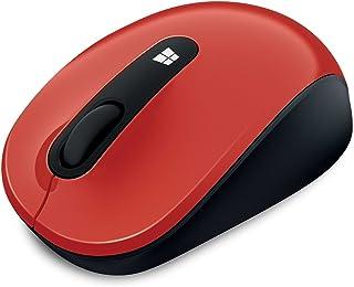 Microsoft 43U-00026 Sculpt Wireless Mouse - Red
