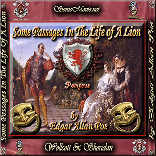 Some Passages in the Life of a Lion cover art
