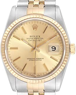 Best 18k gold rolex watches for mens Reviews