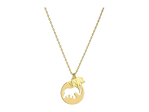 Kate Spade New York Mom Knows Best Elephant Pendant
