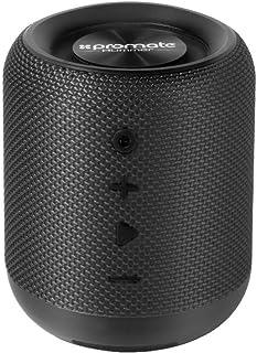 مكبر صوت لاسلكي من بروميت، مكبر صوت بلوتوث 10 واط v4.2 عالي الجودة، وميكروفون مدمج وراديو اف إم، وفتحة كارت ذاكرة مايكرو ا...