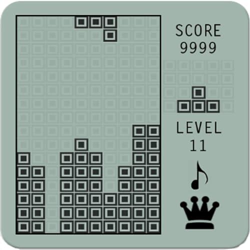 Classic Brick Block Game
