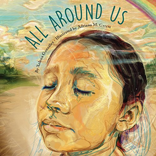All Around Us audiobook cover art
