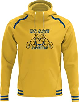 ProSphere North Carolina A/&T State University Boys Pullover Hoodie Prime