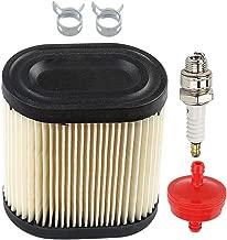 Butom 36905 Air Filter for Tecumseh 740083A AH600 AV600 LEV100 LEV115 LEV120 Toro 20016 20017 20018 6.75HP 22 inch Recycler Parts Craftsman Lawn Mower