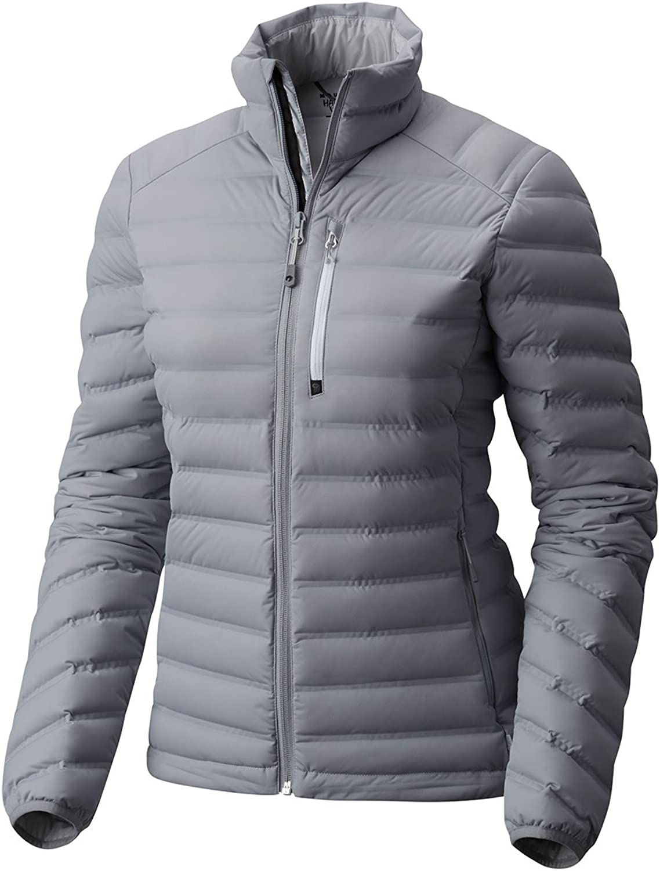 Mountain Hardwear 1756291 Women's StretchDown Jacket Black