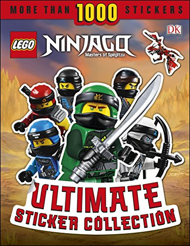 LEGO NINJAGO Ultimate Sticker Collection (Dk Lego)