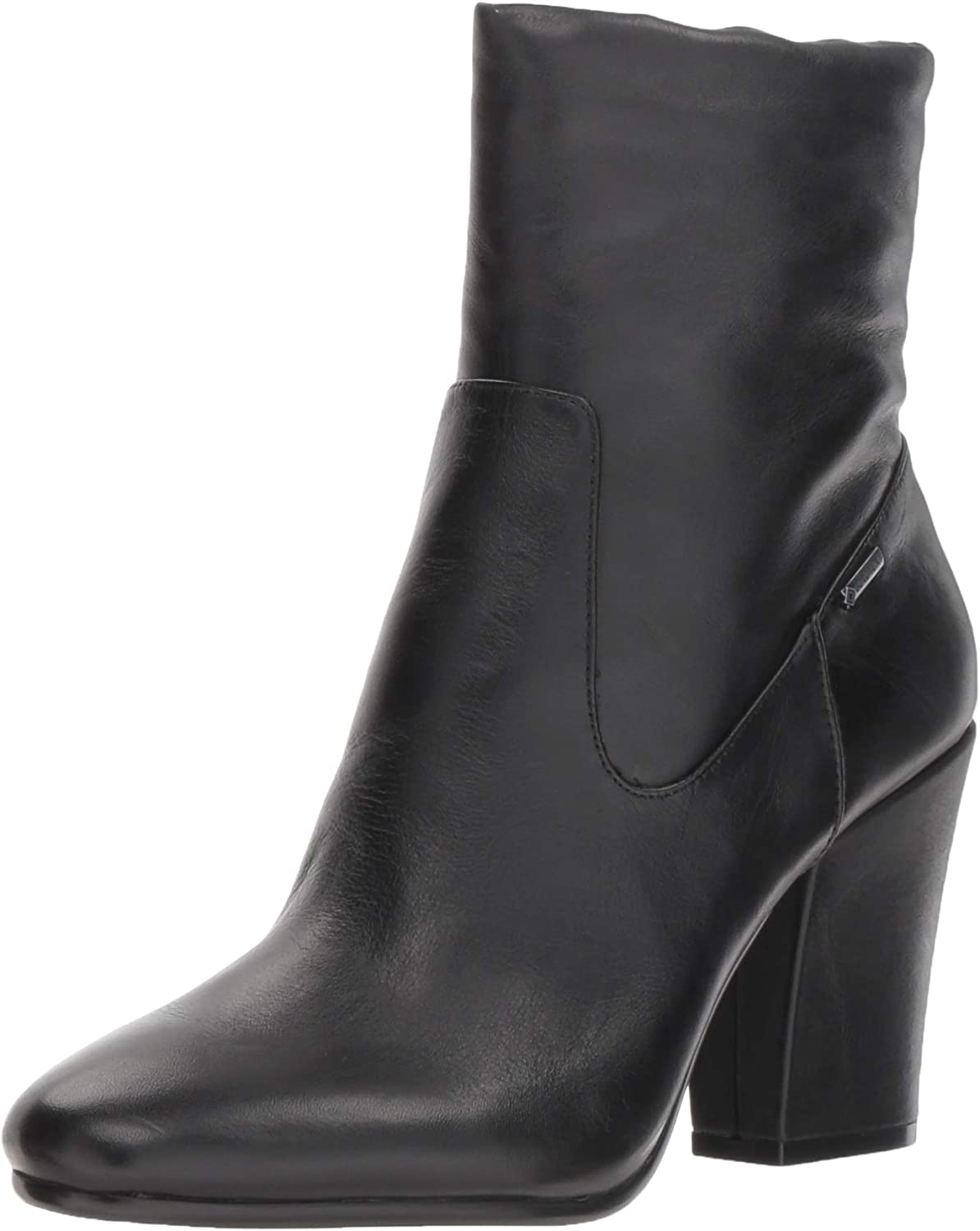 Kenneth Cole New York Womens Merrick Goretex Waterproof Heeled Ankle Bootie Ankle Boot