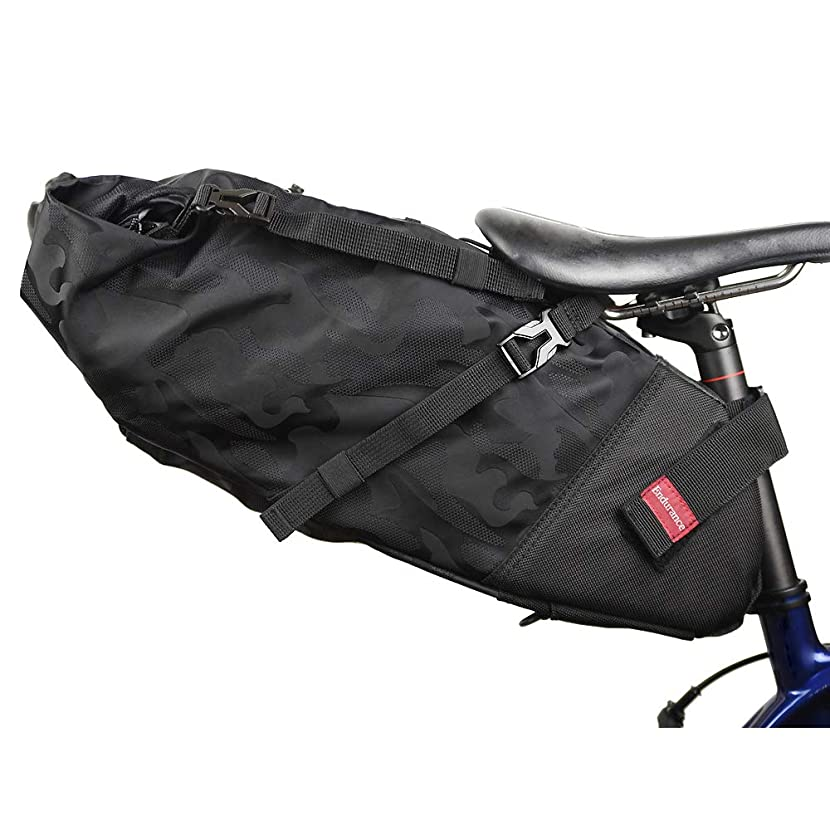 成果先見の明慢Endurance(エンデュランス)リュックにもなる大容量の自転車用サドルバッグ サイクリング ロードバイク マウンテンバイク ミニベロ クロスバイク スポーツ自転車用