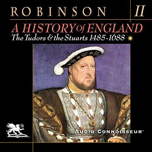 A History of England, Volume 2: The Tudors and the Stuarts: 1485 - 1688 audiobook cover art