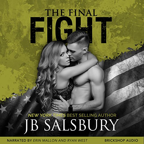 The Final Fight audiobook cover art