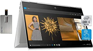 "2020 HP Envy x360 2-in-1 15.6"" FHD Touchscreen Laptop Computer, Intel Core i5-10210u, 8GB RAM, 512GB PCIe SSD, Intel UHD G..."
