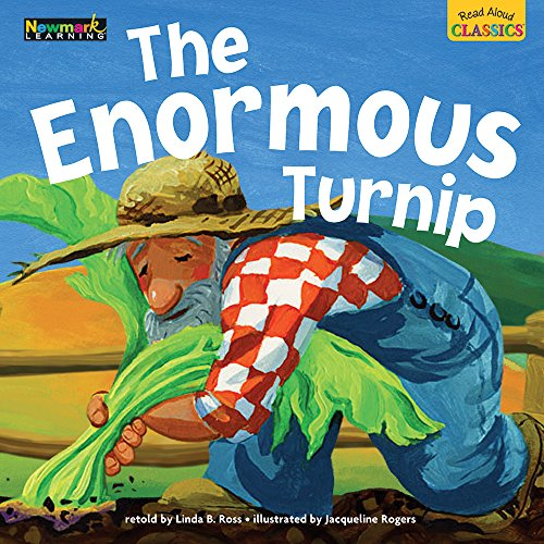 Read Aloud Classics: The Enormous Turnip Big Book
