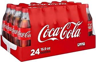 Coca-Cola Classic Soda, 16.9 Ounce (24 Bottles)