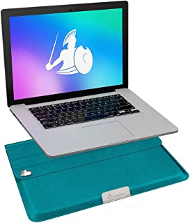 DefenderShield Laptop Case EMF Radiation Blocker & Protection Laptop Sleeve - Notebook Computer EMF Shield Cover Compatible with up to 15