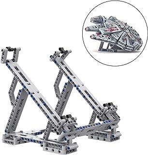FADF Soporte Stand para Lego Millennium Falcon 75257, Vertical Display Stand