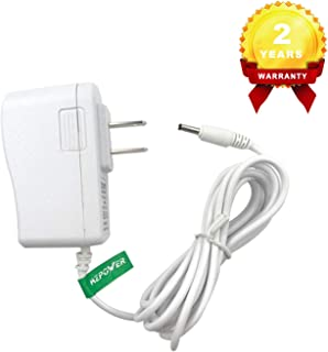 New AC Adapter for 7.5V Summer Infant 28580 28590 28560 28570 28510 28970 28600 28630 29190A 29000 28650A Travel Power Pack Handheld Baby Video Monitor, 6 Feet