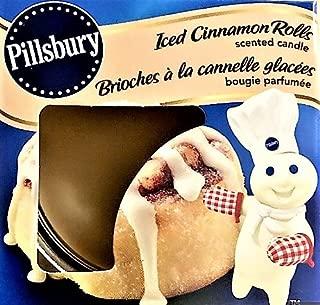 Pillsbury Iced Cinnamon Rolls Scented Candle