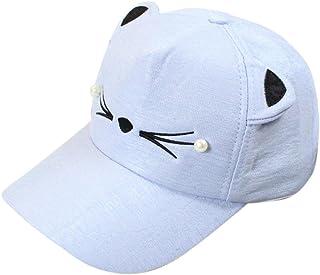 Crafted Mädchen Bling Baseball Cap Kappe Sportkappe Kinder Freizeit Sommer