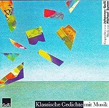 Klassische Gedichte mit Musik / Klassische Gedichte mit Musik, Vol. 1: Neun klassische Gedichte mit Musik